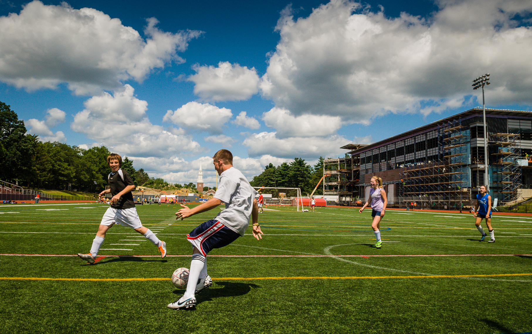 WPI | Higher Education Photography | Campus Life | Soccer
