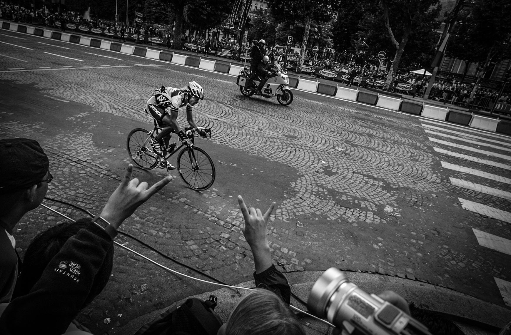 Cycling Photography | Tour de France | Laurent Brochard