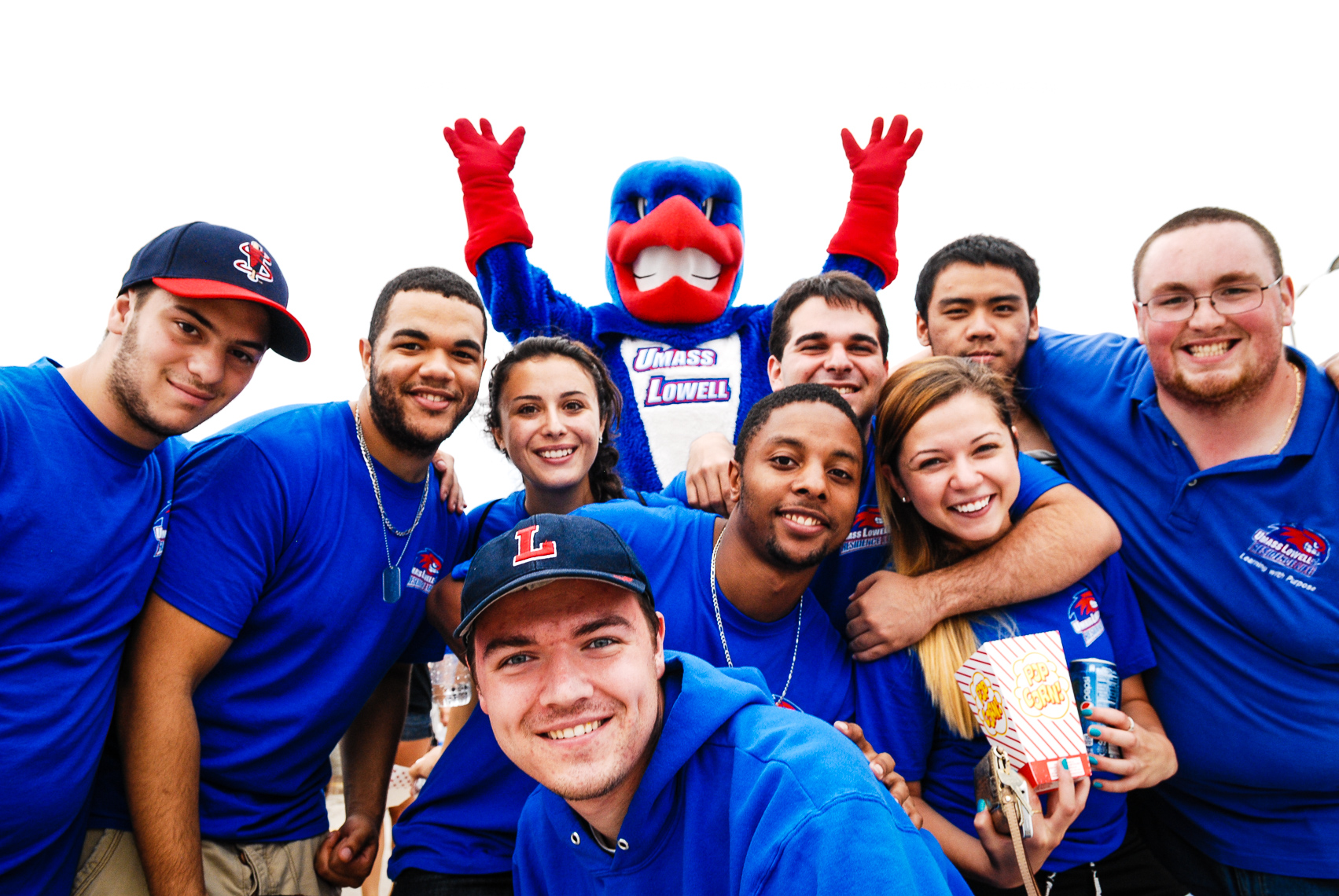 Admissions Marketing Photos | UMass Lowell