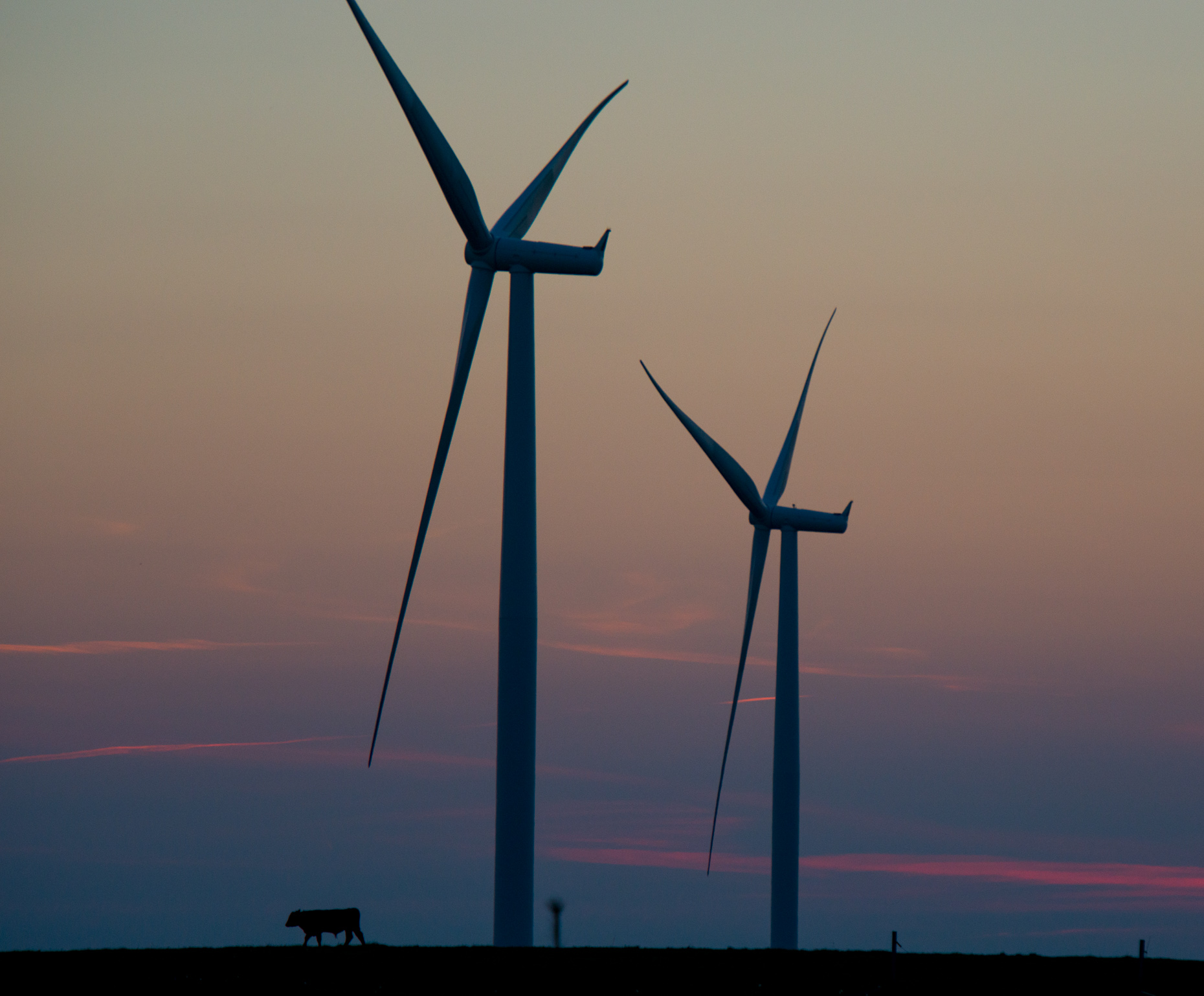 Wind Farm Construction Photography | Agriculture