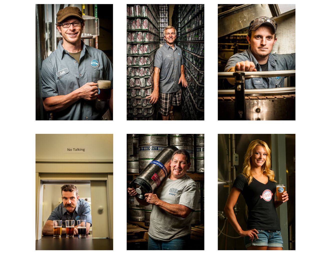Brewery Photography | Wachusett Brewery, Westminster, MA | Commercial Photography