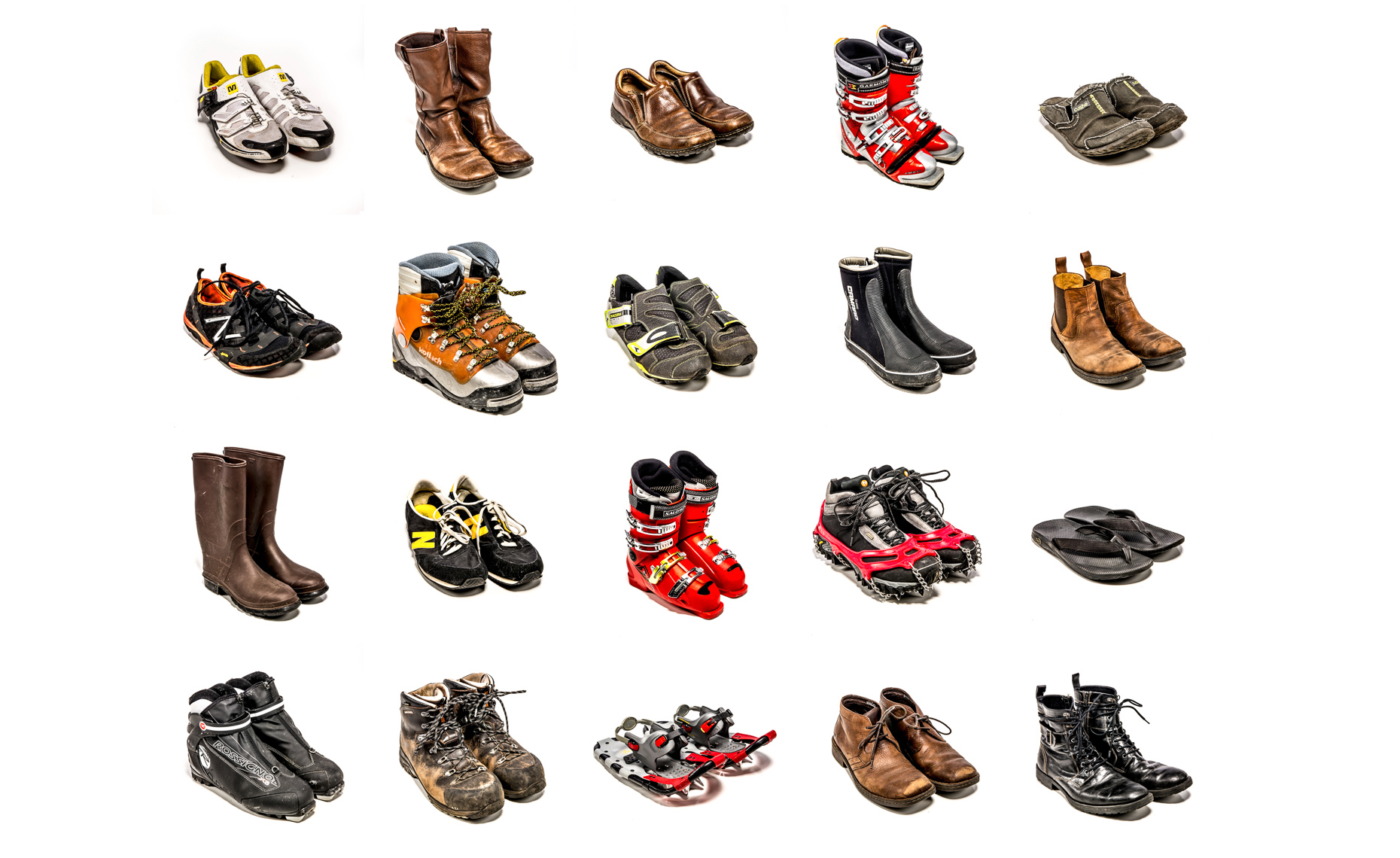 Adventure Photographer Footwear