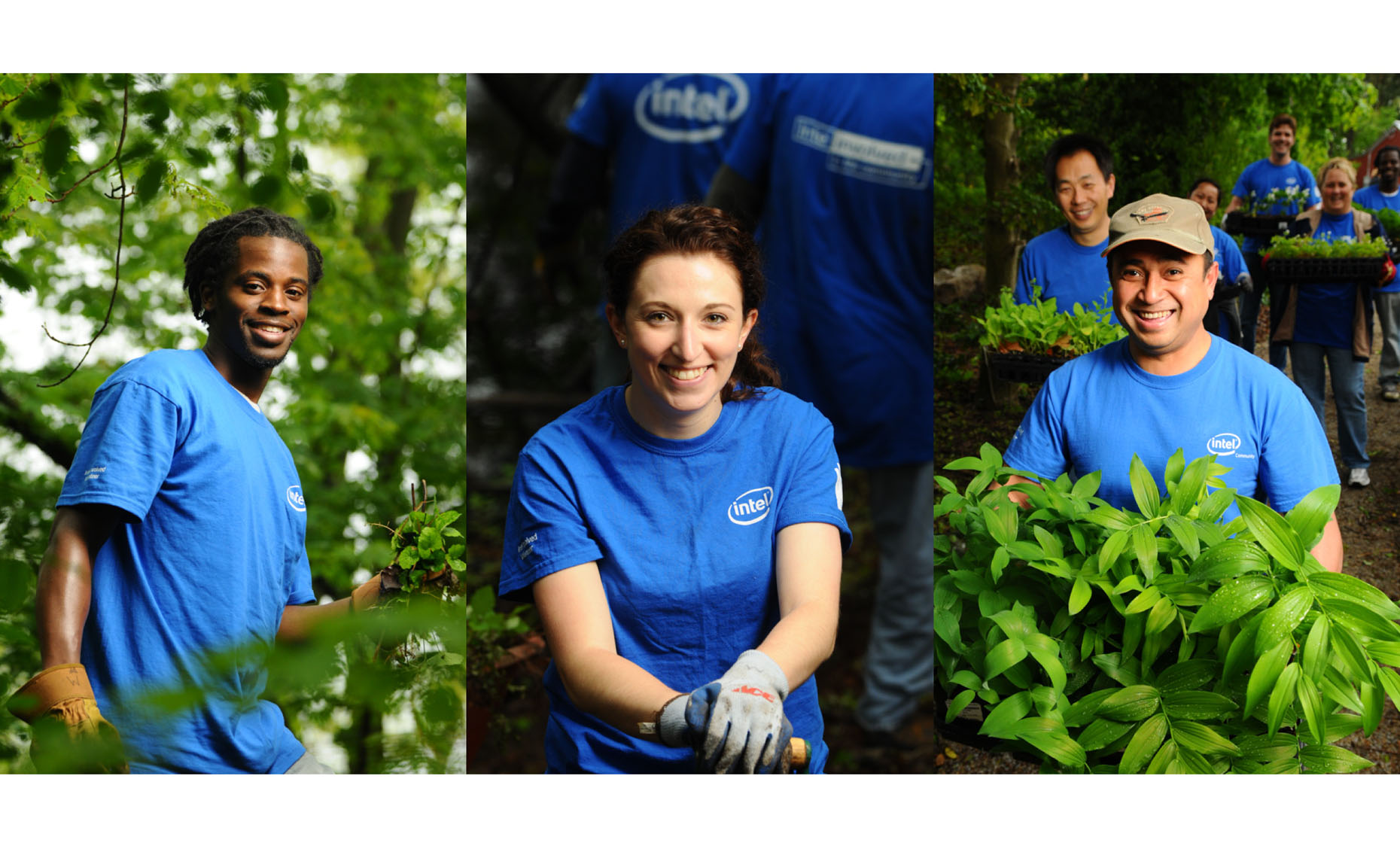 Intel Volunteers | Lincoln, MA